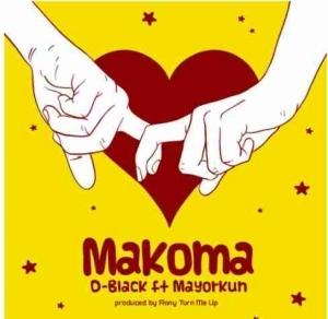 D-Black - Makoma Ft. Mayorkun
